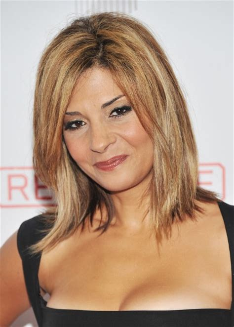 haircuts for straight hair with side bangs trendy straight medium hairstyles with side bangs callie