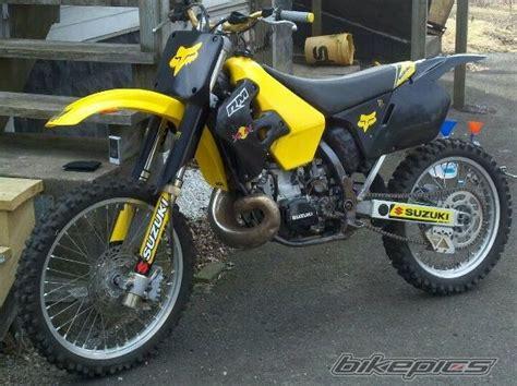 1997 Suzuki Rm 250 1997 Suzuki Rm 250 Picture 2366651
