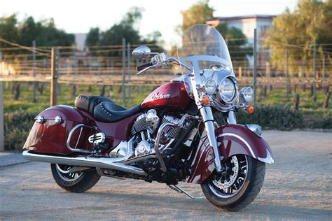 Indian Introduces 2016 Springfield « MotorcycleDaily.com