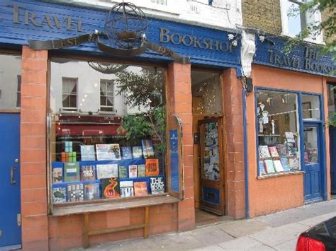 bookstore hill travel bookshop in notting hill picture of notting hill