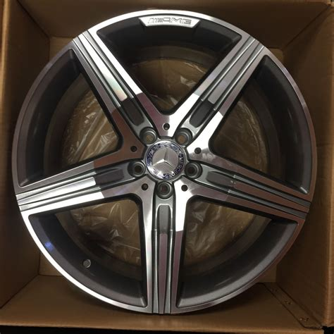 Mercedes Oem Rims by 4 New 20 2016 Oem Mercedes S63 Amg Wheels S550 Cl550