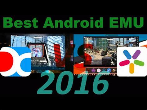 bluestacks vs nox top 5 best android emulators for pc 2015 bluestacks vs