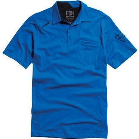 Polo Shirt Fox Racing 36 50 fox racing outfoxed polo shirt 141220