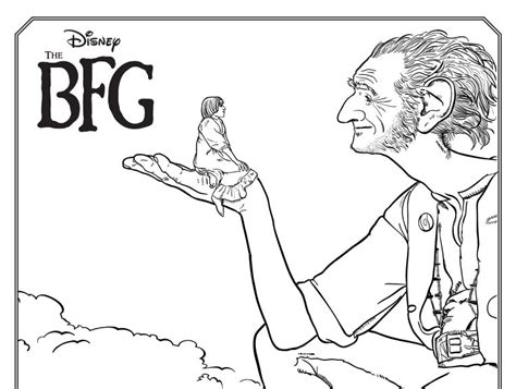 Roald Dahl Colouring Pages Free Coloring Pages Of The Bfg By Roald Dahl