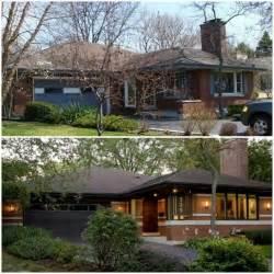 House Curb Appeal Remodeling - prairie modern ranch house remodel atomic ranch remodel