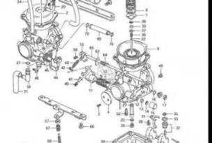 Mikuni Carb Diagram Suzuki Honda Store 1997 Accord Exhaust Pipe 95 97 Kl