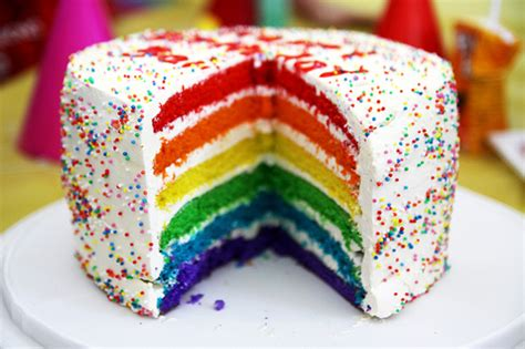 Regenbogen Kuche by Rainbow Cake Pictures Photos And Images For
