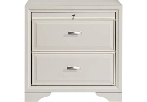 White Nightstands Belcourt White Nightstand Nightstands Colors