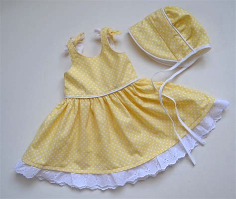 free pattern newborn dress i love baby girl sewing pa country crafts