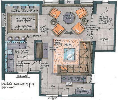 floor plan rendering techniques 27 best renderings images on