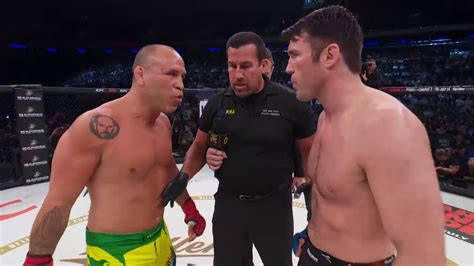 Rage Vs Chael Sonnen Bellator Nyc Chael Sonnen Vs Wanderlei Silva Fight Highlights