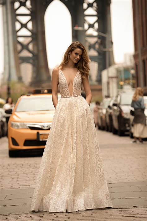 berta 2018 wedding dresses summer bridal - Bridesmaid Dresses 2018 Summer