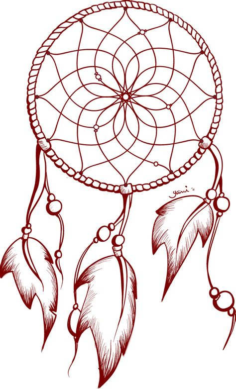 dreamcatcher tattoo stencil simple dream catcher tattoo design interior home design