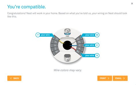 nest thermostat wiring diagram heat images wiring