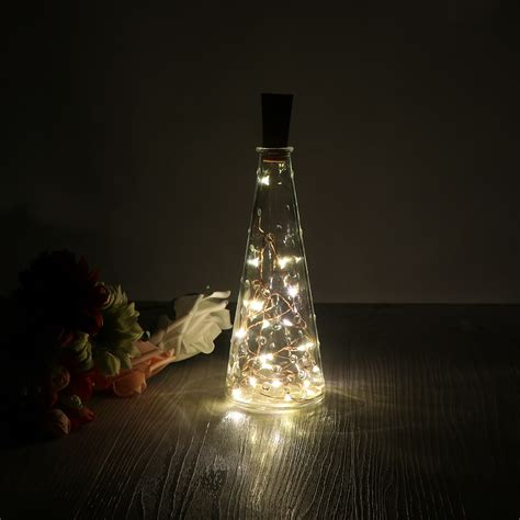 where to buy copper wire lights 2m led copper wire string light with bottle stopper