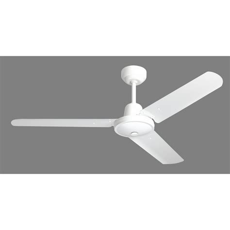 hpm hang sure ceiling fan 1200mm white bunnings warehouse