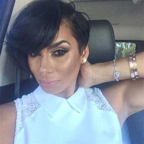 pixie cut of blackwomen on instagram 2015 2016 best short haircuts short hairstyles