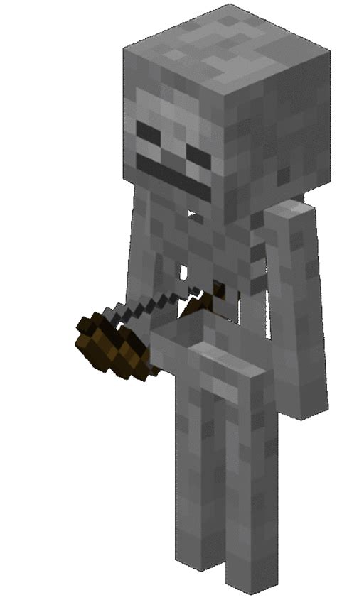 skeleton minecraft pocket edition wiki fandom powered