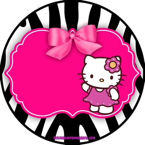 imagenes de kitty baby imprimibles de hello kitty para decorar cumplea 241 os kits
