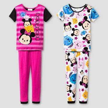 Ori Pajamas Tsum Pink pajama sets target