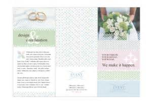 wedding brochure templates 28 wedding phlet template 24 wedding brochure