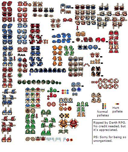legend of zelda map sprites the spriters resource