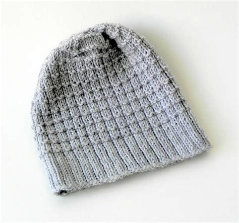 knitting hat 12 and easy knit hat patterns