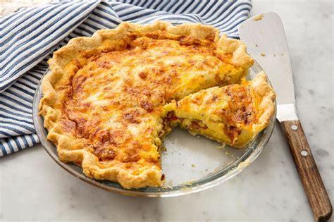 Best Quiche Lorraine Recipe   How to Make Quiche Lorraine