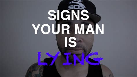 signs your is signs your is lying flyheight