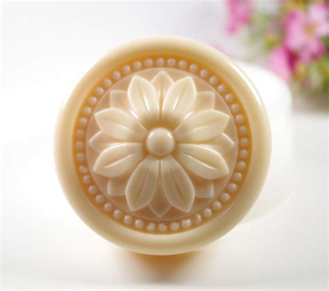 Handmade Soap Molds - flower s465 silicone soap molds craft diy handmade soap