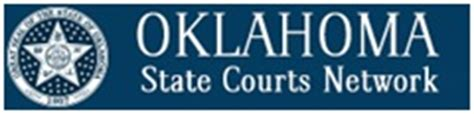 Okla Court Records Oscn Oklahoma State Court Network Oscn Net Oklahoma Court Records