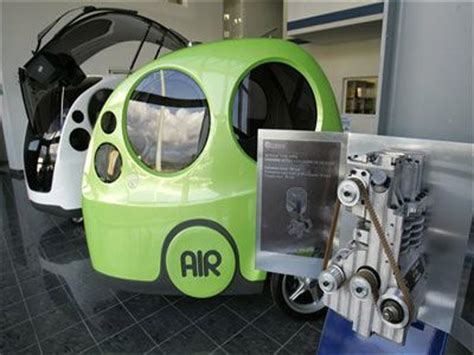 Minicat Air Car Runs On Compressed Air by How Compressed Air Can Fuel A Car