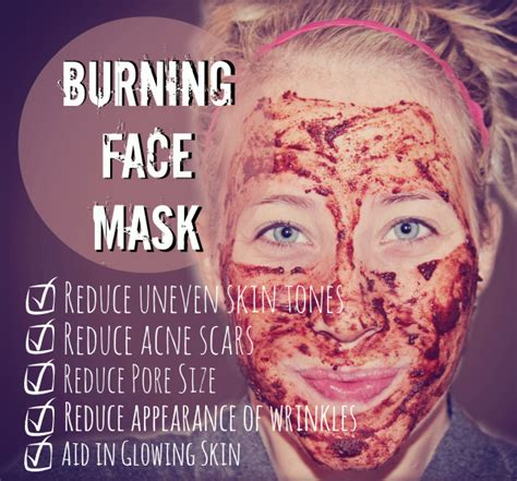 Milk Organic Facemask By Crush burning mask how to reduce acne scars and uneven