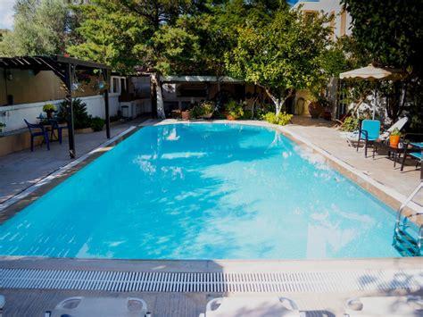 veranda mit pool jannis ferienhaus mit pool rhodos frau martina becker
