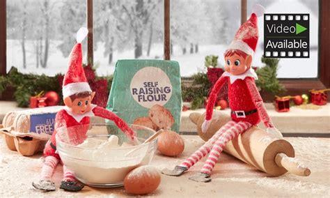 On The Shelf Behaving Badly by Elves Behaving Badly Groupon Goods