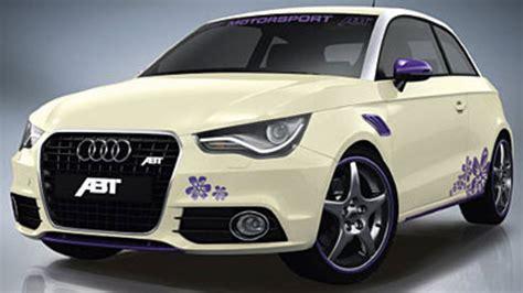 Audi Sondermodelle by Abt Sondermodelle Audi A1 Autohaus De