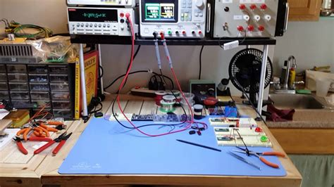 diy electronic decorations diy electronics workbench