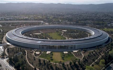 apple park forget about tourist tours of apple park ceo tim cook