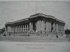 united states court house and post office indianapolis