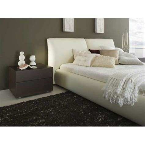 pavo platform bedroom set by rossetto