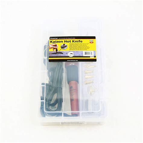fastcap  kaizen foam hot knife kit  adjustable