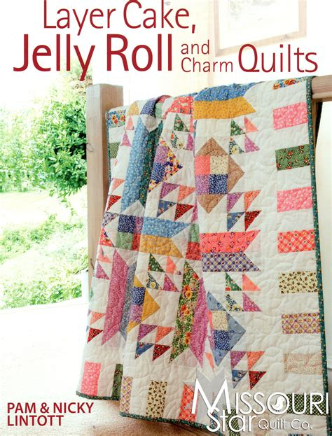 quilt pattern books layer cake jelly roll charm quilts pattern book
