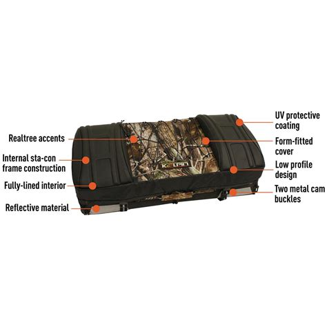 guide gear 174 realtree 174 kolpin 174 polaris 174 evolution trail bag realtree 174 ap