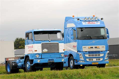 volvo transport al vijftig jaar volvo trucks voor betten appelscha bigtruck
