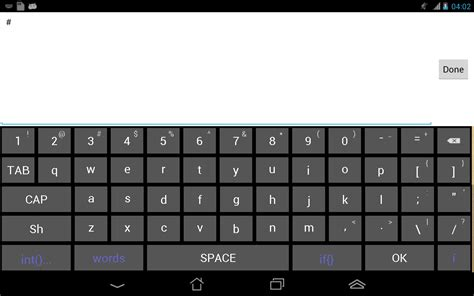 java keyboard layout windows programmers keyboard android apps on google play