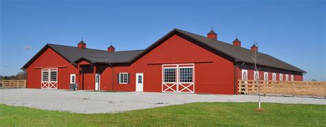 Barn Inspired House Plans by Post Frame Steel Buildings Ag Equestrian Commercial