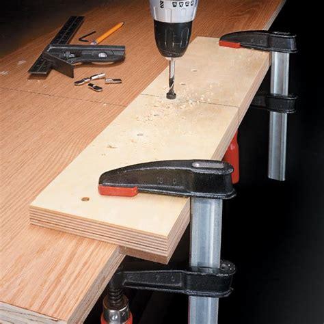 Adjustable Shelf Jig by Wobble Free Adjustable Shelves Woodsmith Tips
