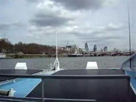 thames clipper vauxhall to greenwich thames clipper trip to greenwich youtube