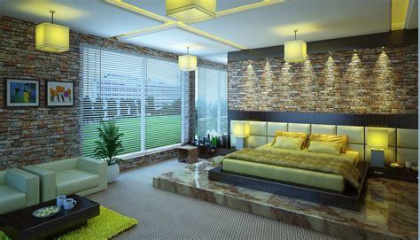 wallpaper bed modern luxury interior design lobby