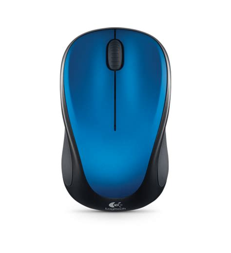 Mouse Wireless Merk Logitech logitech wireless mouse m235 blauw prijzen tweakers